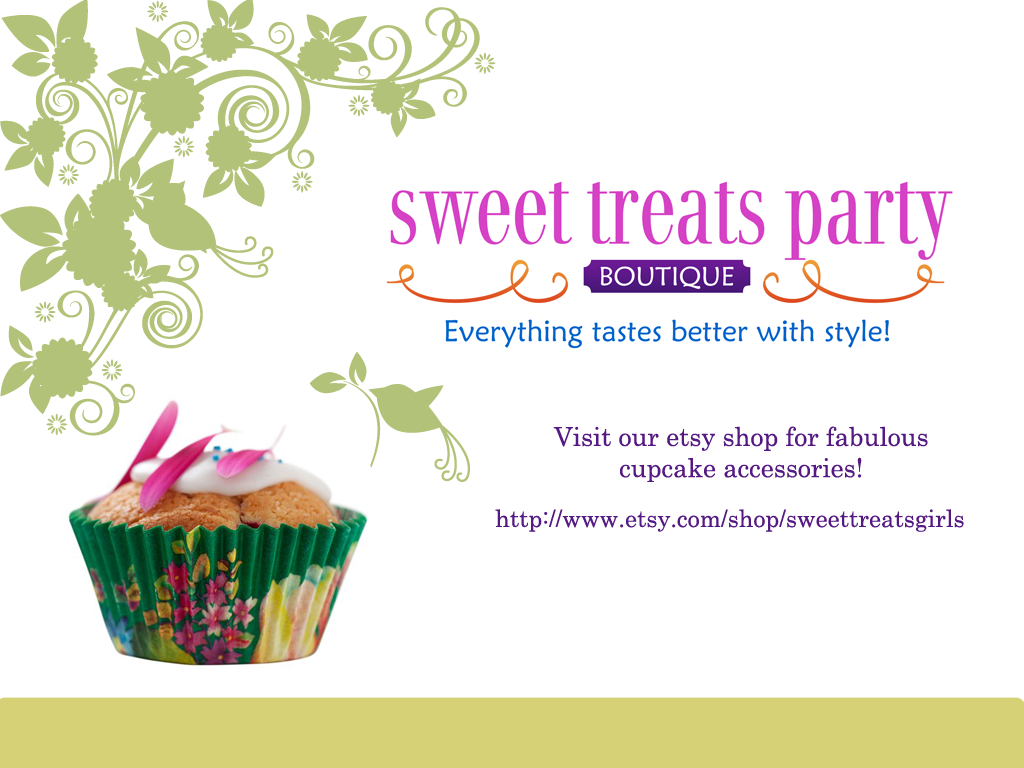 Sweet Treats Party